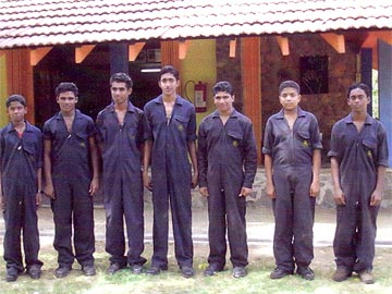 SAF Vocational Training