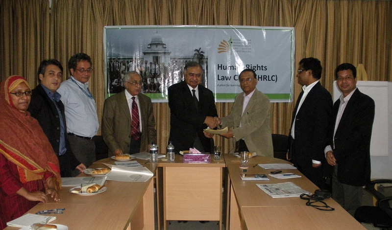 Press Release- UMSAILS signs MoU Institute of Architects Bangladesh