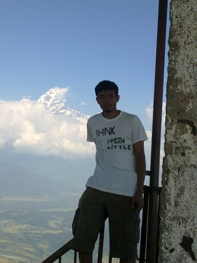 My Trip to Pokhara