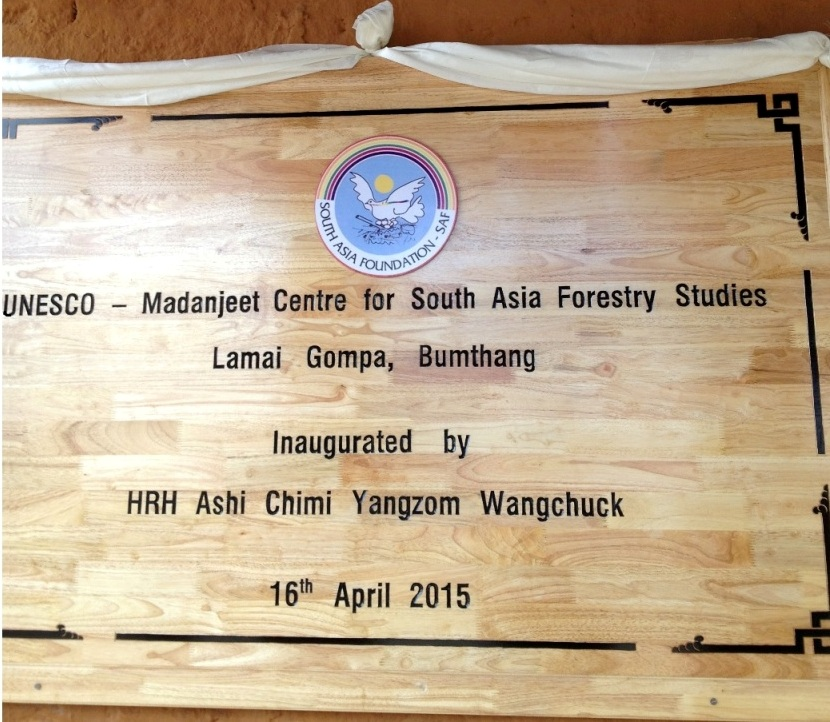 SAF, UMCSAFS inauguration 16 April 2015 Bumthang Uploaded By Sunil Binjola