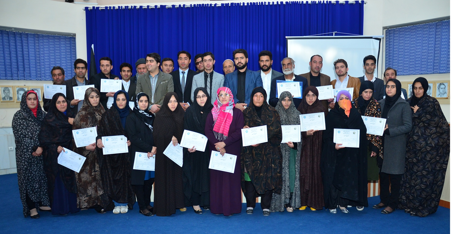 "South Asia Foundation seeks Herat's cultural heritage preservation through ""Dissemination Courses"""