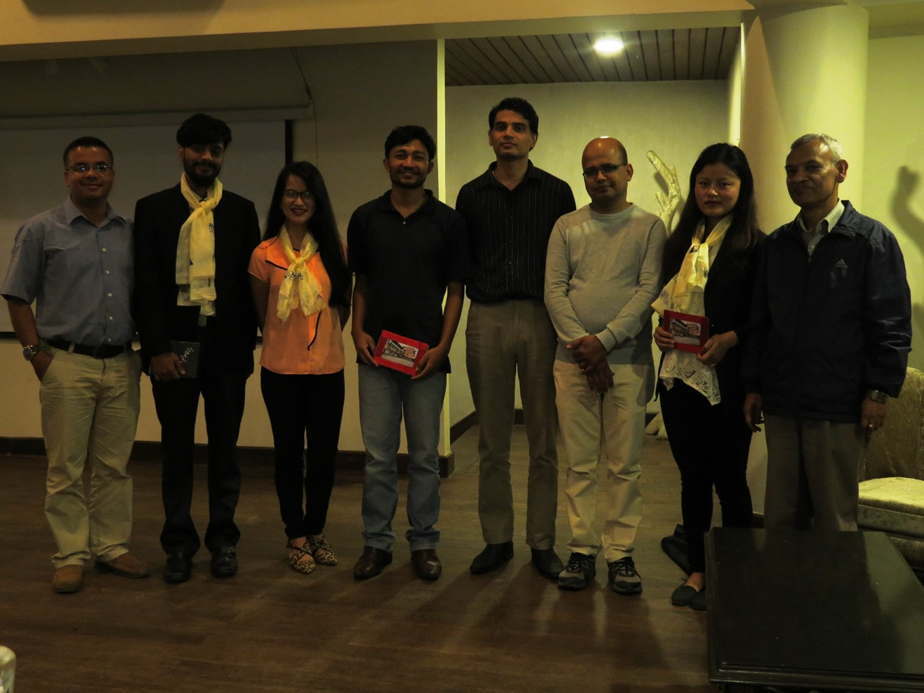 Farewell for the First Batch of UMCDSRC's Scholars