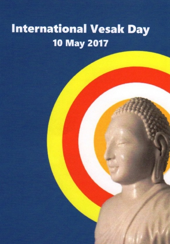 International Vesak Day 10 May 2017