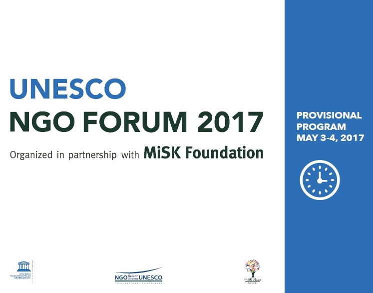 UNESCO NGO Forum 2017