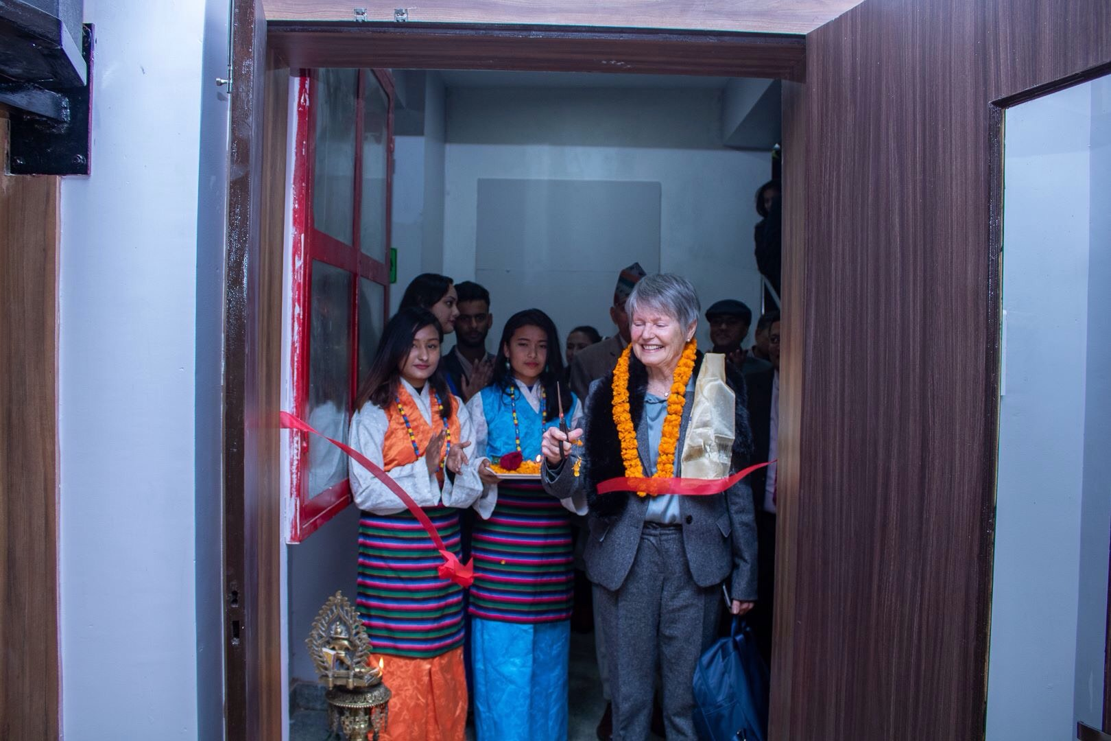 Inauguration of UNESCO Goodwill Amb Madanjeet Singh Hall
