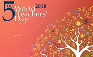 World Teacher's Day 2018