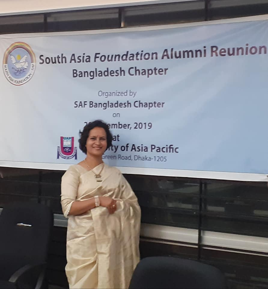 South Asia Foundation Alumni Reunuion