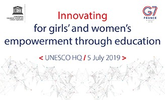 Innovating for girls' and women's empowerment through education
